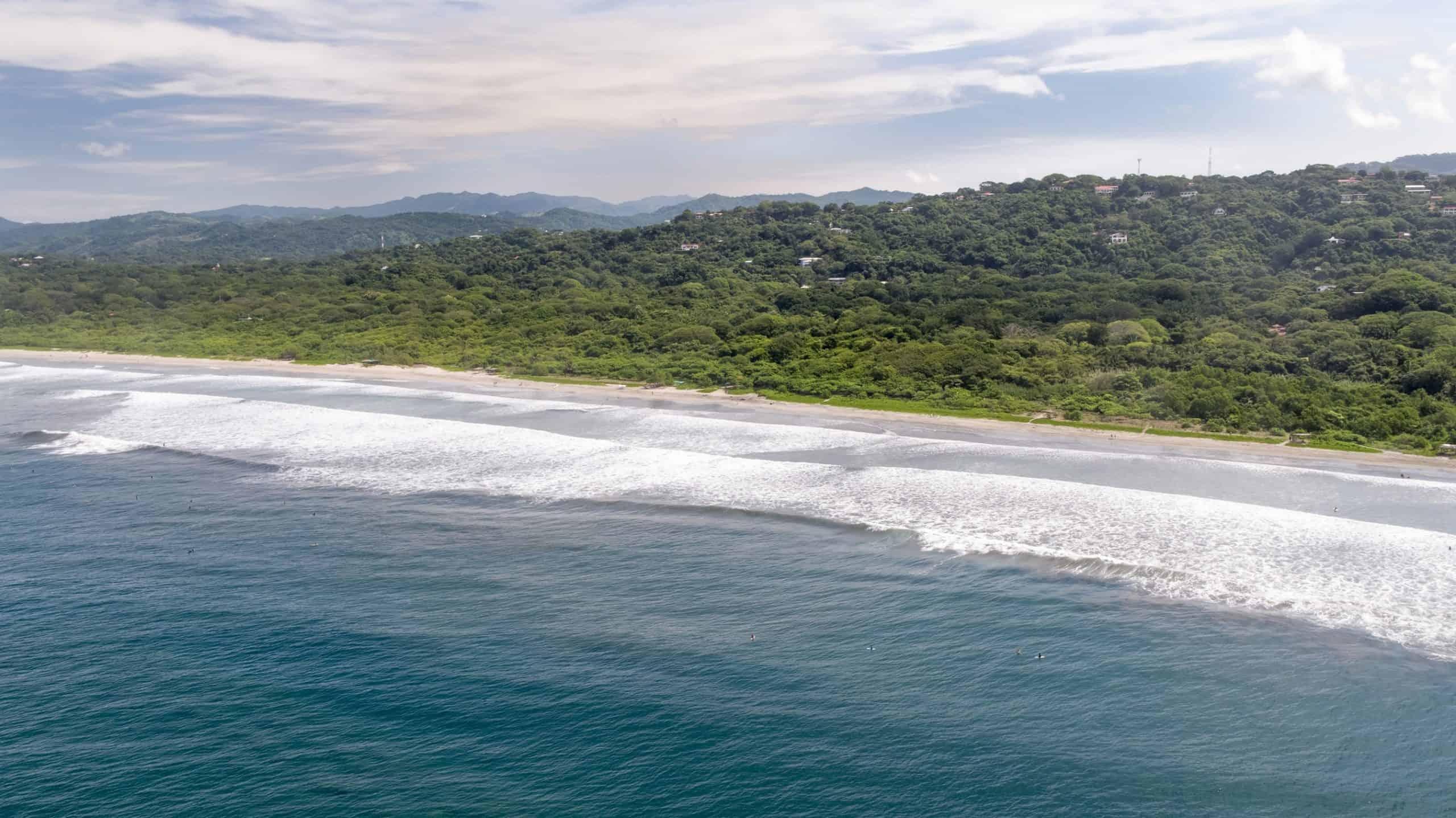 Playa Guiones en Nosara